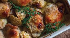 Sweet And Savory: Maple Ginger Chicken Thighs