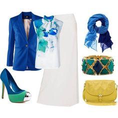 Summer fashion.....