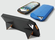 Stealth iPhone 5 case comes with a Stand