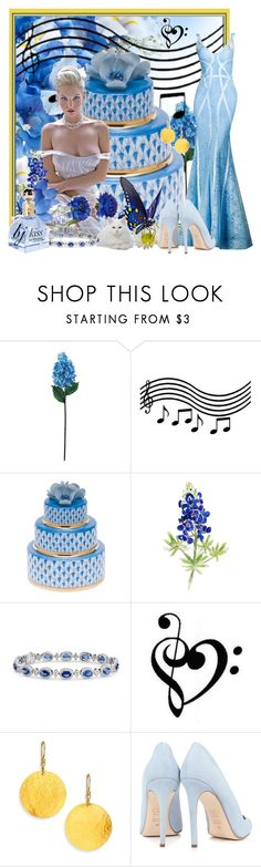 """""""Happy Birthday Sept 2017"""" by brenda-joyce ❤ liked on Polyvore featuring Laura Cole, WALL, Herend, Tony Ward, Blue Nile, Gurhan and Dee Keller"""
