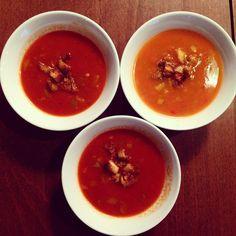 Bazen bir çorba yeterli değildir  Domates Çorbası ve Sebze Çorbası günün en sıcak dokunuşu