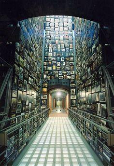 Museo al Holocausto, Israel.