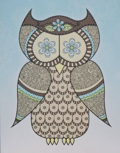 owl by Melissa Ure