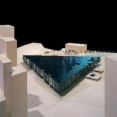 © herzog & de meuron - forum barcelona - spain - 2004