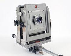 Calumet 4x5 Large Format Camera