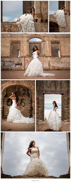 DIANA Glam/trash the dress, mexican wedding * marcosvaldesphoto® fotógrafo de estilo de vida y bodas en Querétaro, México * Mexican lifestyle and wedding photographer