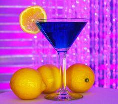 Something Blue - Signature Wedding Drink
