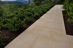 Landscape Stone – Malena Limestone Paving - Honed Finish