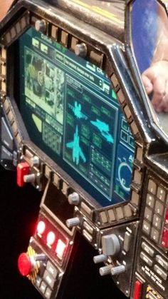 MECHA GUY: MACROSS:THE MUSEUM - 1/1 Scale VF-1S Valkyrie Cockpit & Other Images