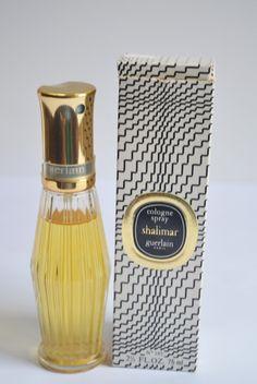 Guerlain Shalimar Cologne Spray - Shop QuirkyFinds.com