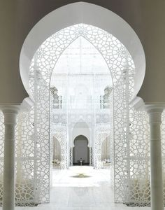 ROYAL MANSOUR MARRAKECH. Image by Nicolas Buisson