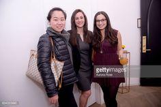 02-10 NEW YORK, NY - FEBRUARY 8: (L-R) Lulu Guo, Allison Chaves... #chaves: 02-10 NEW YORK, NY - FEBRUARY 8: (L-R) Lulu Guo,… #chaves