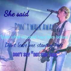 Day 1: My favorite R5 song is Stay with Me. I love all of their songs but this has to be my all time favorite song from them. This is my edit (@r5jessica)