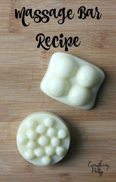 How to Restore Intimacy in Marriage + DIY Massage Bar Recipe
