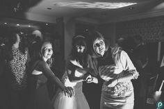 Creative reportage wedding photography by Dorset wedding photojournalist Paul Underhill