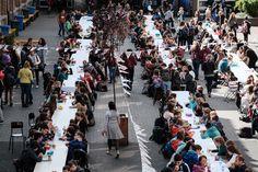 25 jaar Leerlingenraad bij Ursulinen Mechelen: dat verdient een feest!