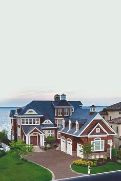 Yes! Yes! Yes! Dream home, Nantucket style, cedar shake, Hamptons Inspired