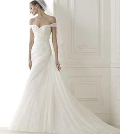 2015 bridal gown collections | Pronovias Wedding Dresses Pre-2015 Collection - MODwedding