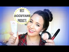 MY FAVORITE ACCUTANE BEAUTY PRODUCTS || WanderBlush - YouTube
