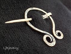 Handmade Jewelry by LjB: Back to Bangles and Brooches