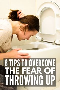 The fear of throwing up can cause all kinds of avoidance behaviors and challenges, and we're sharing our best tips to overcome emetophobia once and for all! Health Benefits Of Grapefruit, Basil Health Benefits, Health And Beauty, Health And Wellness, Health Care, Health Tips, Getting Rid Of Phlegm, Getting Back In Shape, Pai