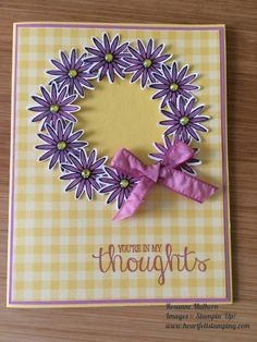 A Dozen Stampin' Up! Card Ideas to Inspire You! | Mary Fish, Stampin' Pretty The Art of Simple & Pretty Cards | Bloglovin'