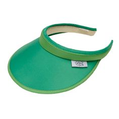 Check out our Solid Green Glove It Ladies Solid Golf Visor ! Find the best golf gear and accessories at Lori's Golf Shoppe. Click through now to see this!