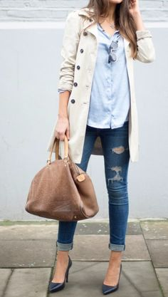 classy-lovely:Get the look here»