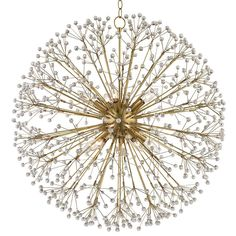 View the Hudson Valley Lighting 6030 Dunkirk 10 Light Chandelier with Crystal Accents at LightingDirect.com.
