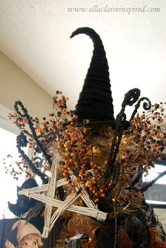 My Halloween Tree   Ella Claire