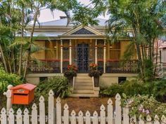 Queenslander, Langhaw Street, New Farm, Brisbane
