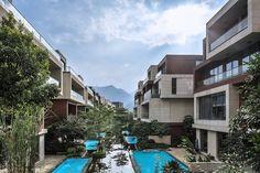 Lianjiang Butterfly Bay,Cortesía de NEXT architects