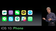 nice iOS 10: Phone App - New Features! Check more at http://gadgetsnetworks.com/ios-10-phone-app-new-features/