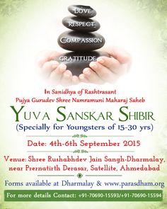 Yuva Sanskar Shibir in Ahmedabad