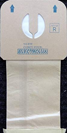 24 Style Type R Vacuum Bags Designed to Fit Electrolux and