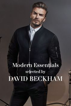 Bomber jackets are the very definition of modern essentials, matching classically masculine style with contemporary energy.   H&M Men's Classics