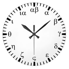 Shop Greek numbers large clock created by Personalize it with photos & text or purchase as is! Medusa Tattoo, Lion Tattoo, Greek Numbers, Cool Clocks, Large Clock, Prints, Luigi, Grande, Tattoo Ideas
