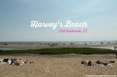 Harvey's Beach_Old Saybrook_Connecticut_Out and About Mom_Main Image