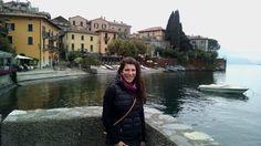 Me in Verenna, Lake Como Italy.  October 2015