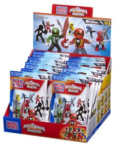 Details About Wilton Power Rangers Cake Decorations Nip