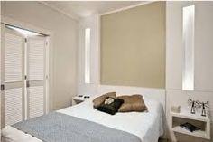 Resultado de imagem para decoração quarto casal pequeno espaço