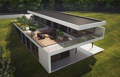 Vila A Vilniuje - NG Architects