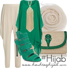 Hashtag Hijab Outfit #337