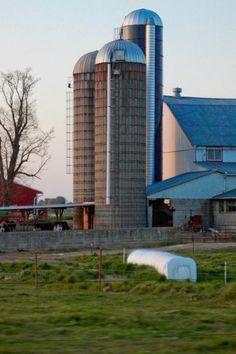 Amish Farm Lancaster County PA