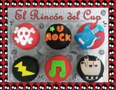 """Cupcakes Cumpleaños """"El Rincón del Cup"""""""