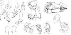 Collection of Anime and Manga Tutorials | Ninja Crunch