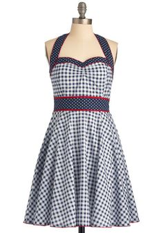 modcloth | Modcloth Casco Bay Brunch Dress