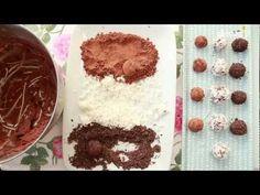 Trufle czekoladowe z rumem - jak w domu zrobić pyszne czekoladki - Allrecipes.pl