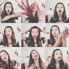 Who's your favorite Youtuber?! ♡ AOTD: NikkiGabiBeauty, Maybaby, Bethany Mota, Zoella, MylifeasEva