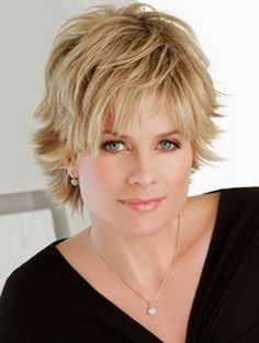 ... Short Shaggy Hairstyles With Bangs For Fine Hair Is A Great Haircut One That…